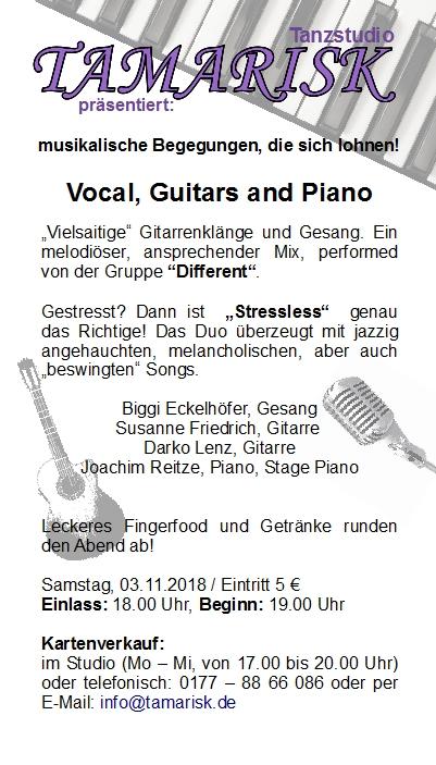 Musikalische Begegnungen Website